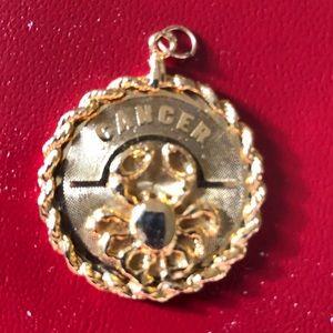 Jewelry - Cancer Zodiac Horoscope Charm/Pendant